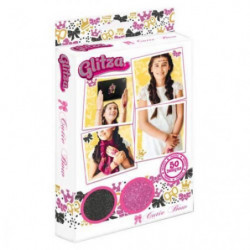 GLITZA ART Tatouage Cutie Bow - 50 Designs