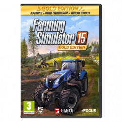 Farming Simulator 15 Gold Jeu PC