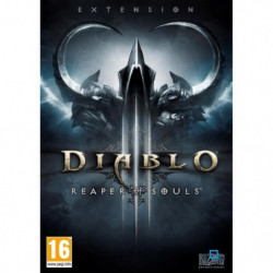 Diablo 3 : Reaper Of Souls Jeu PC-MAC