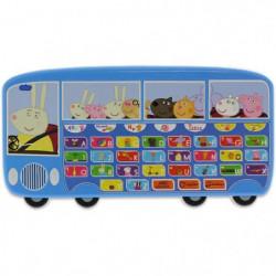 PEPPA PIG Abcédaire Bus