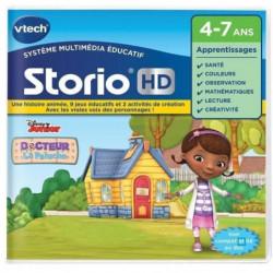 VTECH - Jeu Éducatif Storio - Doc La Peluche