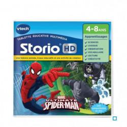 VTECH - Jeu Éducatif Storio - Spiderman