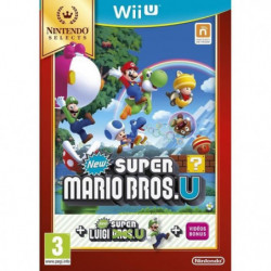 New Super Mario Bros.U Select Jeu Wii U