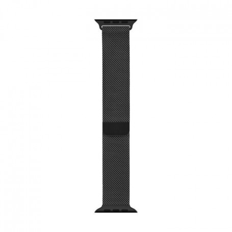 Bracelet Milanais noirsidéral 44mm