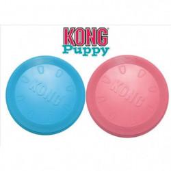 KONG Jouet en caoutchouc souple Puppy Flyer Small - Pour chi