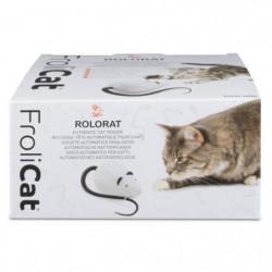 PETSAFE Jouet Frolicat Rolorat PTY19-16224 - Blanc - Pour ch