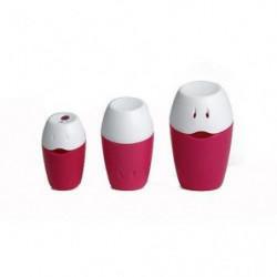 HOPPOP Lot de 3 jouets de bain Triplo - Fuchsia