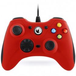Manette Filaire Big Ben Nacon PCGC-100XF Rouge pour PC