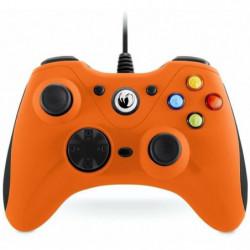 Manette Filaire Big Ben Nacon PCGC-100XF Orange pour PC