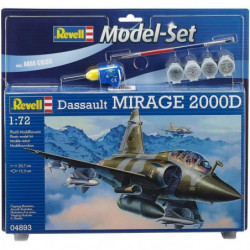 REVELL Maquette Model set Avions Dass. Aviation Mirage 2 648