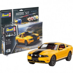 REVELL Maquette Model set Voitures 2010 Ford Mustang GT 6704