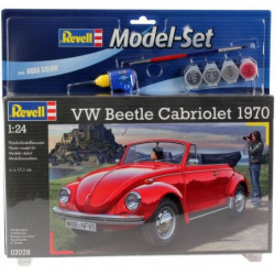 REVELL Maquette Model set Voitures VW Beetle Cabriolet'70 67