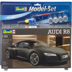 REVELL Maquette Model set Voitures Audi R8 -67057