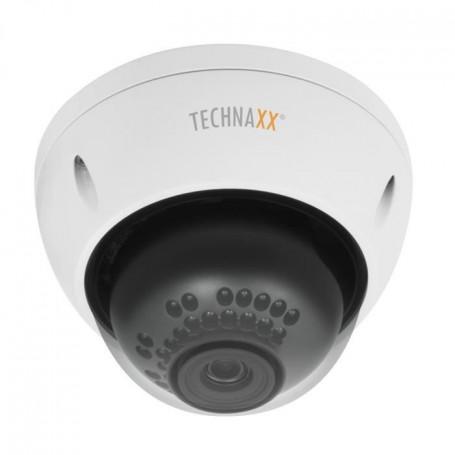 TECHNAXX Caméra de surveillance IP dôme Full HD