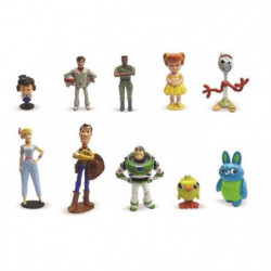 TOY STORY 4 Comptines et Figurines