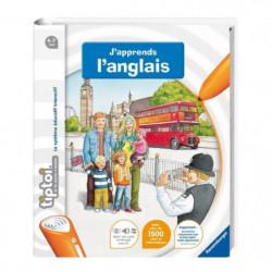 TIPTOI Livre Interactif J'apprends L'Anglais