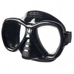 SEAC Masque de Plongée Elba - Adulte - Noir