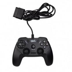 Manette Filaire PS2 Noire Under Control