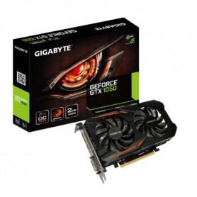 GIGABYTE Carte graphique GeForce GTX 1050 OC 2G