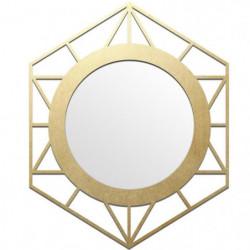 Miroir Cooper Ls - 40 x 50 cm - Doré