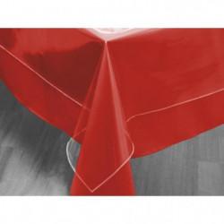 SOLEIL D'OCRE Nappe de table rectangulaire Cristal 140x300 c