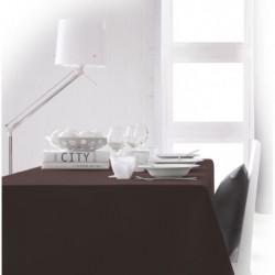 TODAY Nappe rectangulaire 140x200 cm - Marron cacao
