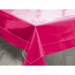 SOLEIL D'OCRE Nappe - Cristal - 160x250 cm - Transparent
