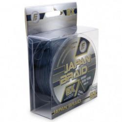 LINEAEFFE Tresse de peche Japan Braid 8X - Gris - Ø 0,35 mm