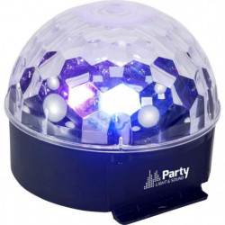 PARTY LIGHT & SOUND PARTY-ASTRO6 Effet de lumiere Astro a LE