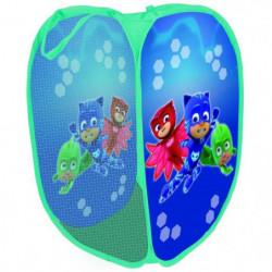 Fun House Pyjamasques sac a linge pour enfant
