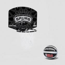 SPALDING Panier de basket-ball NBA SA Spurs