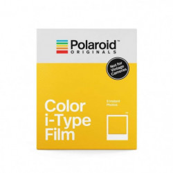 POLAROID ORIGINALS 4668 Film instantané couleur - Pour appar