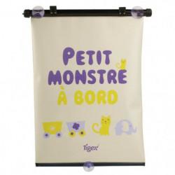 "TIGEX Lot de 2 Pare-soleil ""Petit Monstre a Bord"""