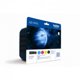 Brother LC1280XL Cartouches d'encre Multipack Couleur
