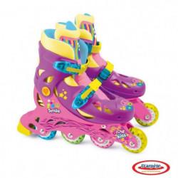 FUNBEE Colors - Rollers En Ligne T.2