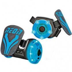 Rollers lumineux a LED - Neon Street Bleu - Enfant - Mixte -