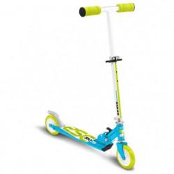 SKIDS CONTROL Trottinette pliable - Bleu - 2 roues