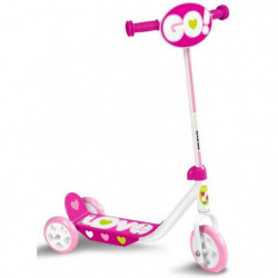 SKIDS CONTROL Trottinette 3 roues - Rose