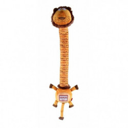 BUBIMEX Jouet Craki Lion - 64 cm - Pour chien