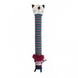 BUBIMEX Jouet Craki Chat - 50 cm - Pour chien