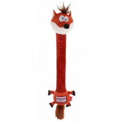 BUBIMEX Jouet Craki Renard - 64 cm - Pour chien