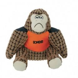 ZEUS Peluche Bomber Goliath le gorille S - Marron et orange