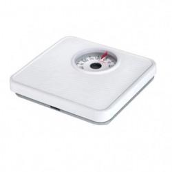 SoeHNLE Pese-personne Mécanique Tempo - 130 kg/1kg - Blanc