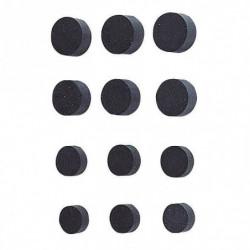 WIRQUIN Coffret de 12 clapets pleins JJC1000C - 4 formats