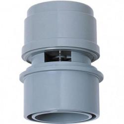 WIRQUIN Anti-vide droit VP15 - Pour tube Ø 32 ou 40 mm - a c