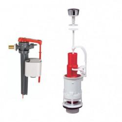 WIRQUIN Robinet flotteur servo-valve latéral