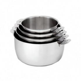 BEKA serie de 4 corps de casseroles move on