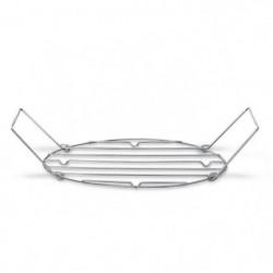 BEKA Grille pour Roasty Cook - Ø 42 cm - Gris