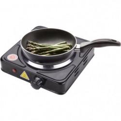 TRIOMPH ETF1521 Plaque de cuisson posable en fonte - Noir