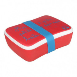 CAO CAMPING Lunch box Bambino - 0,75 L - Rouge